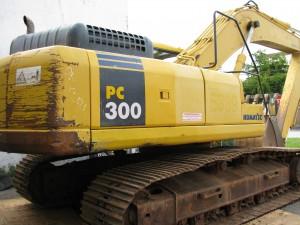 Komatsu PC 300